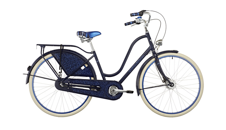 Electra Amsterdam Fashion 3i Ladies Jetsetter Indigo